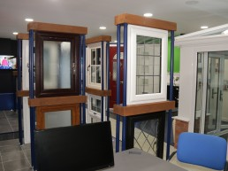 Burbage Custom Windows Showroom