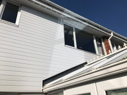 Cladding Guttering Conservatory