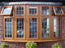 Burbage Custom Windows Bay Window
