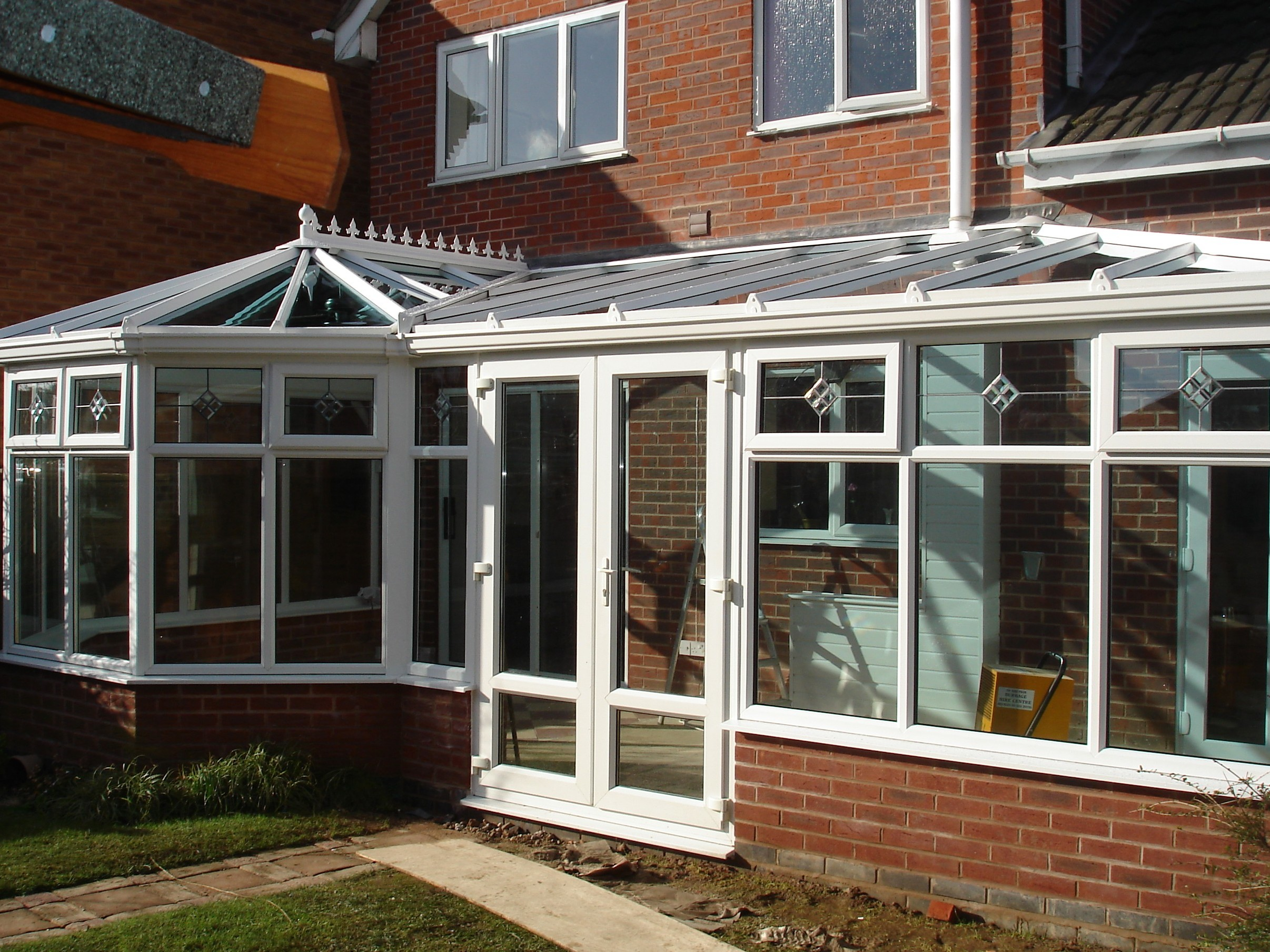 official photos 5f08a 7d390 Double Glazed Windows and Doors | Burbage Custom Windows