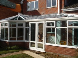 Burbage Custom Windows Conservatory Sun Lounge