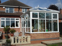 Burbage Custom Windows Conservatory