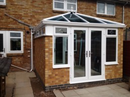 Burbage Custom Windows Orangery