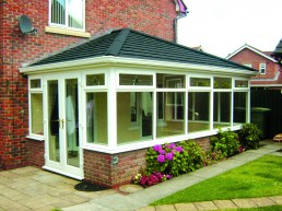 SupaLite Tiled Roof System